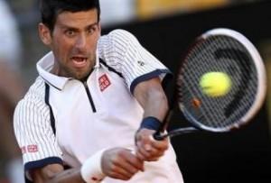 テニス=イタリア国際、ジョコビッチとフェデラーが3回戦へ