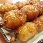 岐阜・極上もち「五平餅」は味噌が決め手!レシピを紹介!/秘密のケンミンSHOW